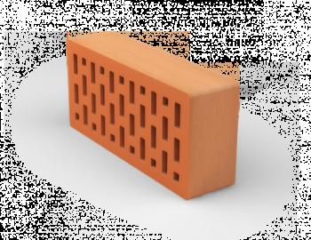 Одинарный кирпич НФ1 (красный) - ЖБИ ИнвестСтрой