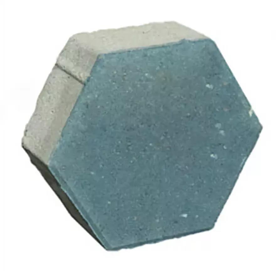 Шестигранная тротуарная плитка (шестигранник)